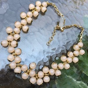 Tawny Sand J.Crew Cluster Collection Necklace